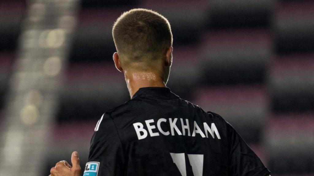 Romeo Beckham (instagram do próprio)