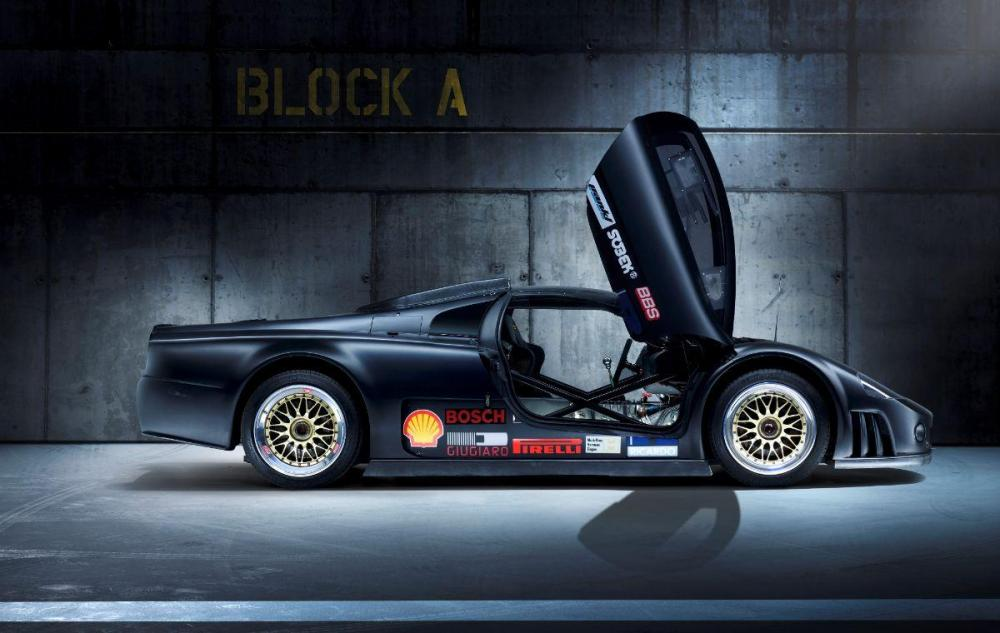 We set off on a journey through VW prototypes, from the 80s to 2018