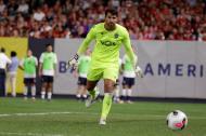 Renan (Sporting): está afastado do plantel principal há algum tempo, mas ainda não foi encontrada uma solução