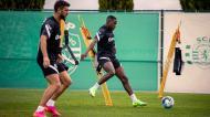 Dario Essugo (Sporting): com 16 anos e seis dias tornou-se o mais jovem de sempre a jogar pelo Sporting, e agora espera por nova oportunidade enquanto ganha ritmo na B