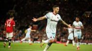 Manchester United-West Ham (AP Photo/Dave Thompson)