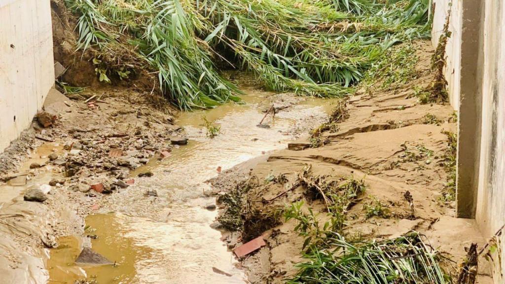 Inundações em Alenquer