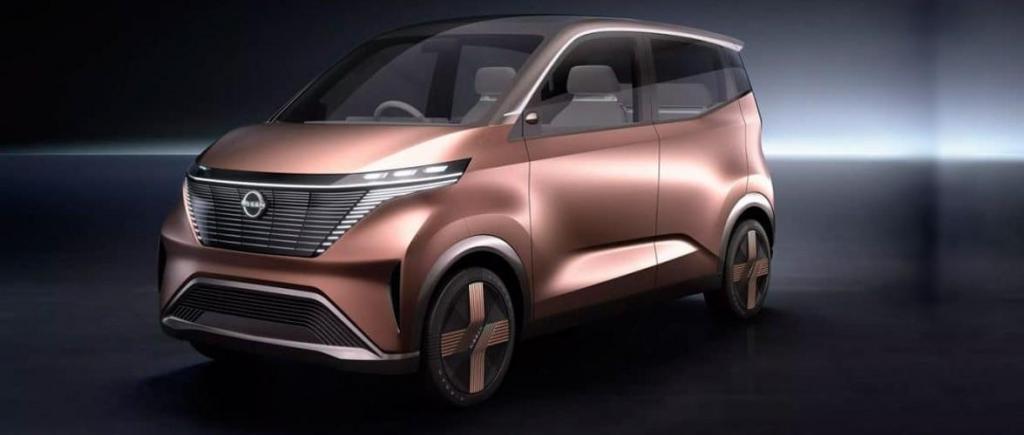 Nissan NMKV