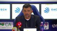 «Sérgio Oliveira? É uma questão de competitividade do plantel»