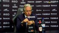 «Pizzi? Jogadores do Benfica sabem que há muitos jogos que não vão jogar»