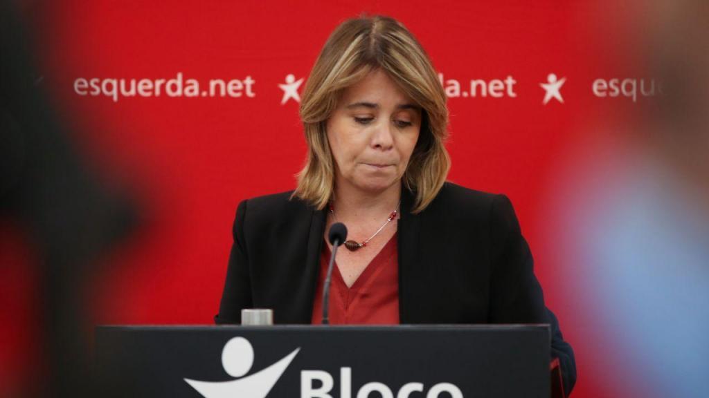Catarina Martins - Bloco de Esquerda