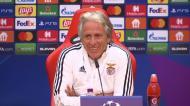 Jesus: «A forma de jogar do Barcelona vem de Johan Cruyff»