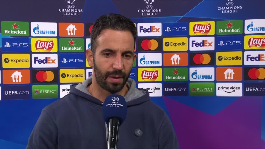«Temos de estar na Champions para ganhar experiência, dinheiro e não perder os melhores jogadores»