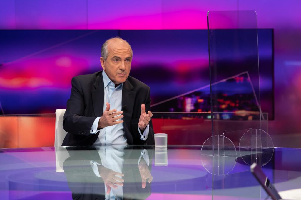 Entrevista de João Rendeiro à TVI