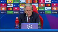 «Não tenho dúvidas que o primeiro lugar é para o Bayern, o segundo...»
