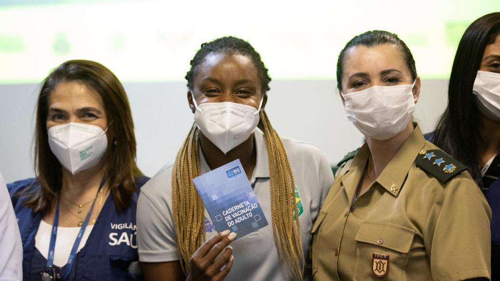 Certificado de vacinação brasileiro
