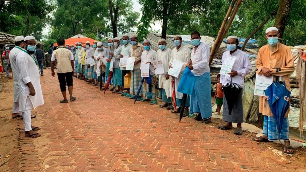 Rohingya no Bangladesh