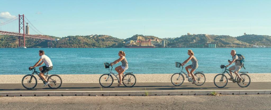 Mobilidade em Lisboa e Porto