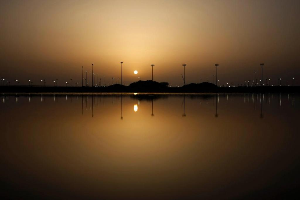 Circuito Internacional de Losail no Qatar (Associated Press)