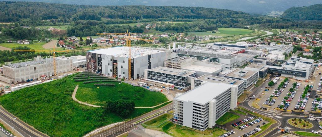 Nova fábrica Infineon na Europa