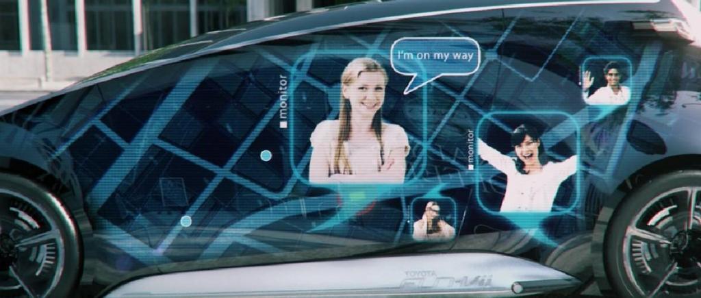 Smartphone sobre rodas (foto: Flicker)