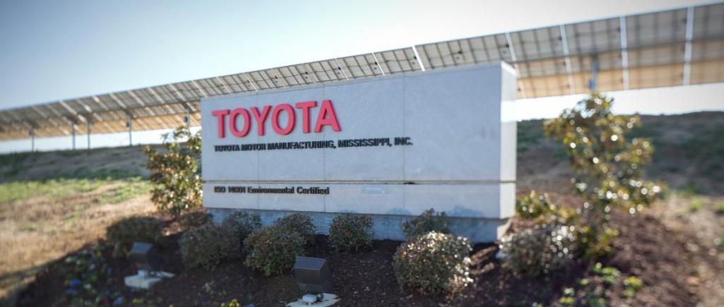 Toyota Missipi