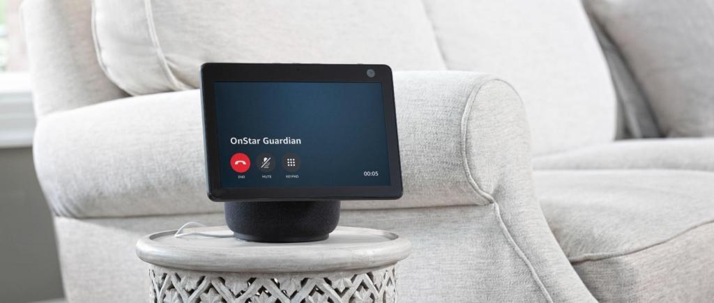 Amazon Alexa On Star