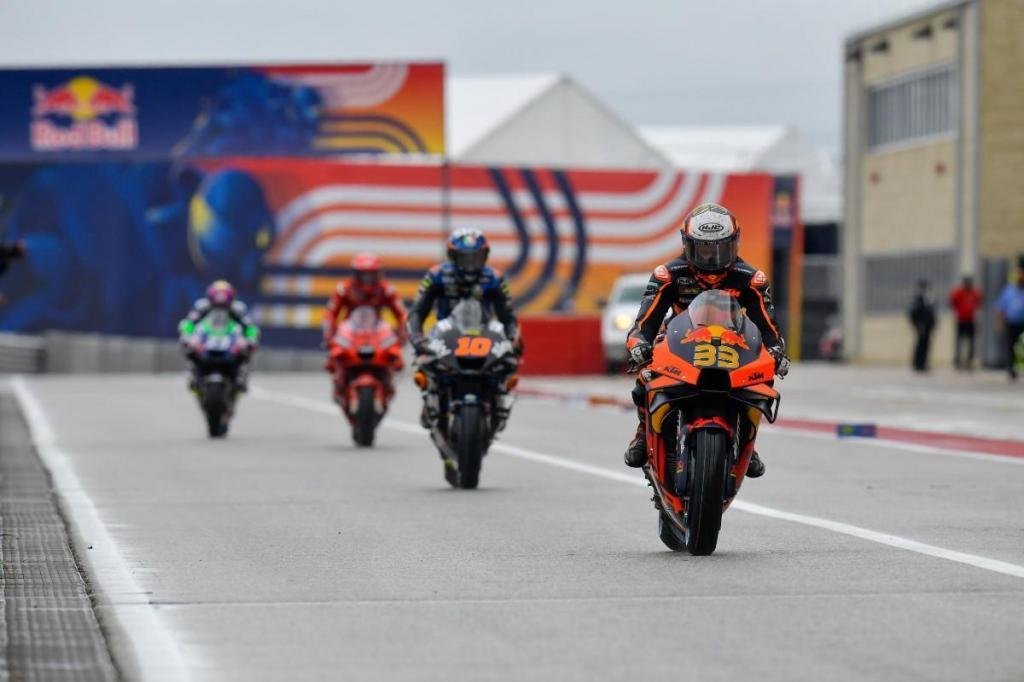 Brad Binder (Imagem MotoGP)