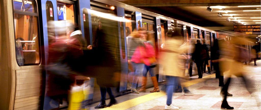 Senhas eletrónicas no Metro de Lisboa