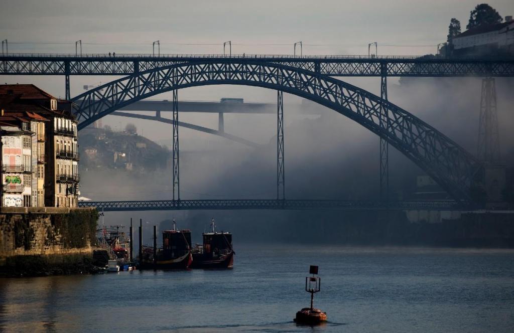 Ponte Luís I (Associated Press)