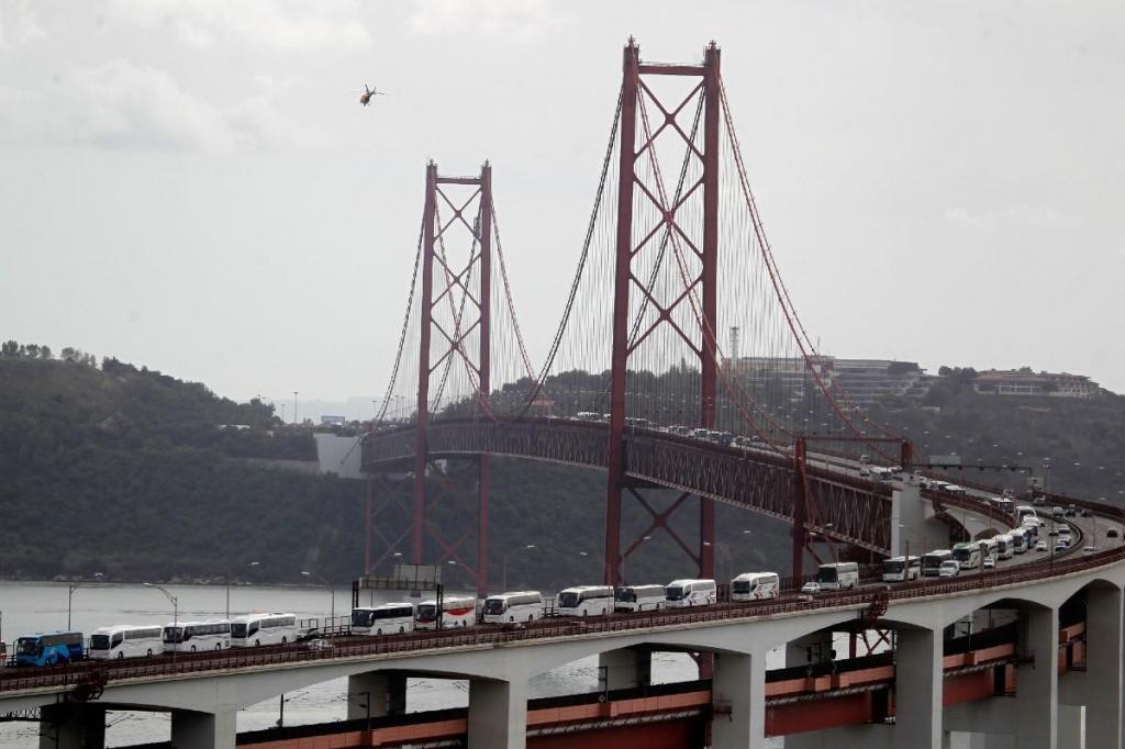 Ponte 25 de Abril (Associated Press)