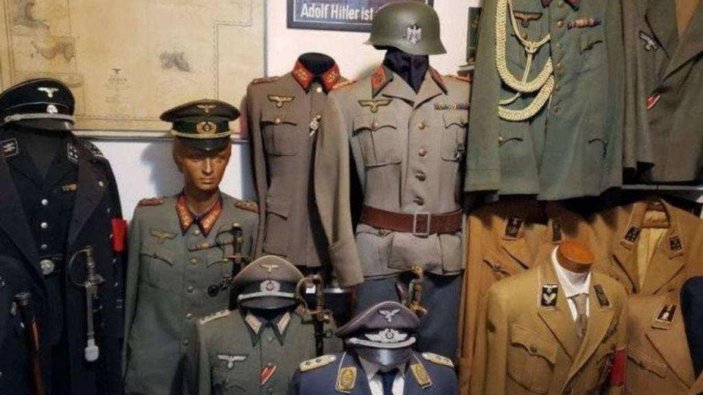 Coleção nazi Brasil