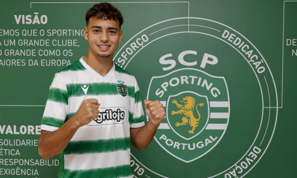 Lucas Dias (Sporting CP)
