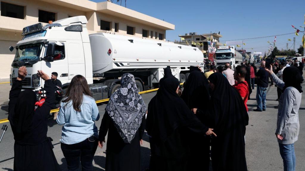 Crise de combustíveis no Líbano