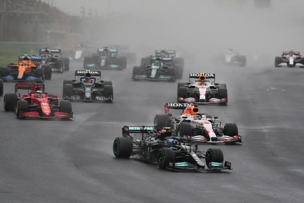 GP da Turquia de F1 (Lusa)