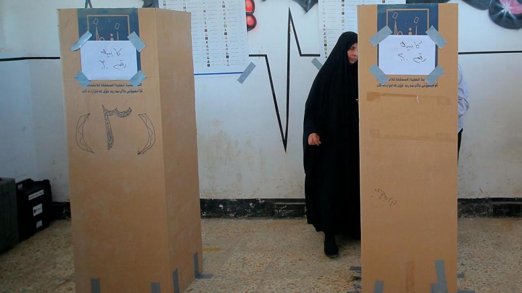 Eleições parlamentares no Iraque