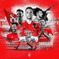Samaris: sem clube depois de rescindir com Benfica a 31 de agosto