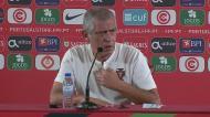 «3x5x2? De maneira nenhuma, Portugal vai jogar como sempre»