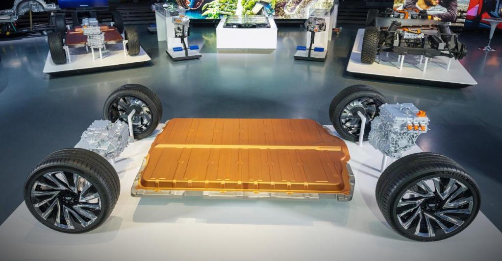 Bateria (Foto: GM/divulgação)