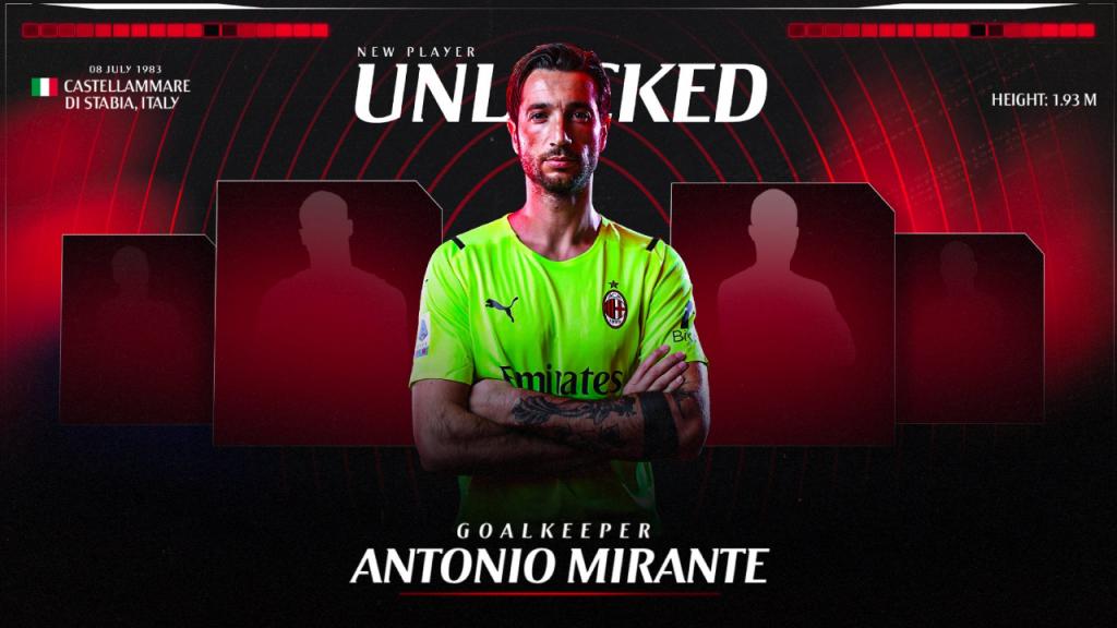 Antonio Mirante (Milan)