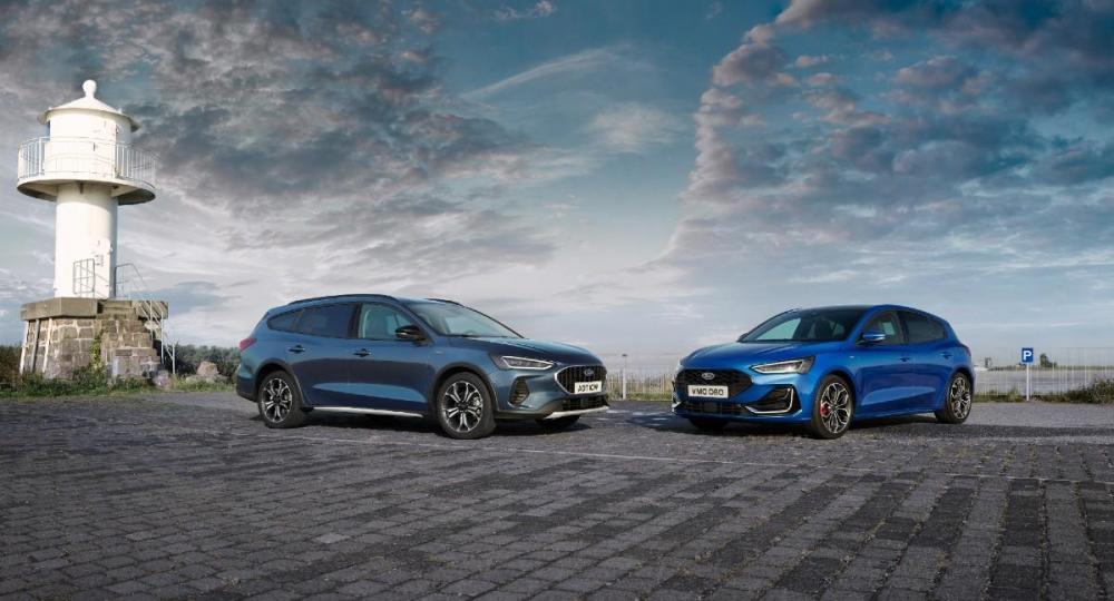 Ready for the new generation of Ford Focus?