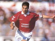 Vítor Paneira: provavelmente o jogador que teve mais protagonismo entre Benfica e Vitória. Fez quase 300 jogos de águia ao peito, em sete épocas, e depois ainda foi uma figura em Guimarães, onde passou quatro anos.