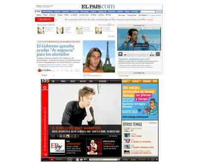 O portal do diário e a revista multimédia