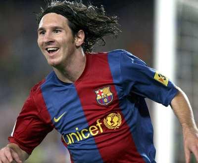 Barcelona vs Espanhol: Messi