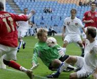 R. Checa-Inglaterra sub-21
