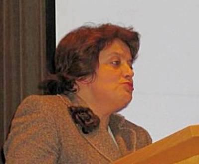 Margarida Moreira, directora regional de Educação do Norte [Arquivo]