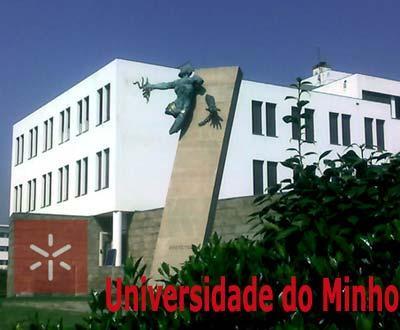 Universidade do Minho (fotomontagem)