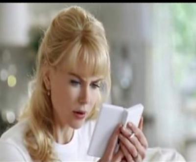 A Nintendo escolheu Nicole Kidman como rosto da nova campanha