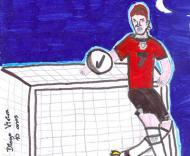 Concurso 7 de sonho (desenho de Diogo Vieira)