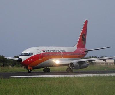 Avião da TAAG