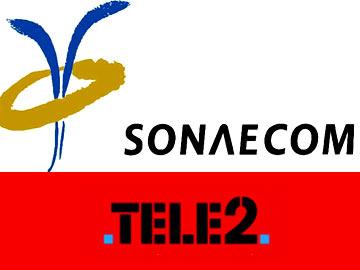 SONAECOM compra Tele2