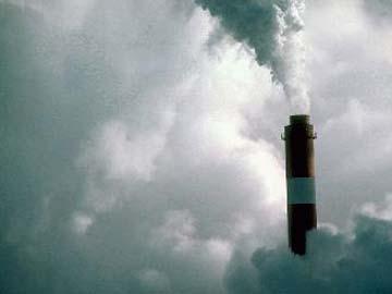 Poluição do ar [arquivo]