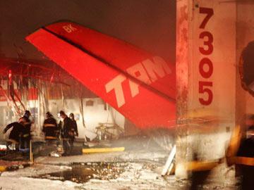 Acidente de avião no Brasil