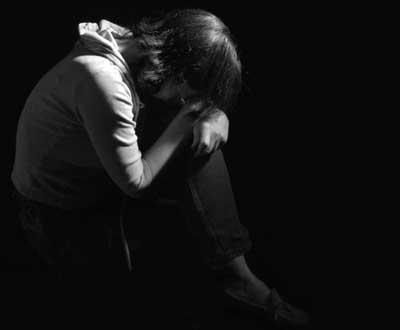 Depressão (foto arquivo)