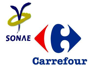 Sonae compra Carrefour
